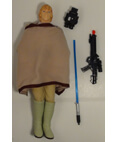 "Luke Skywalker Tatooine Outfit 12"" Action Figure (no package)"