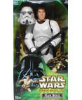 Han Solo in Stormtrooper Disguise 12 inch Action Collection POTJ