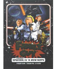 Family Guy Episode IV - A New Hope Card Set