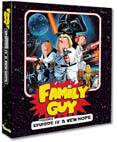 Family Guy Episode IV - A New Hope Card Box