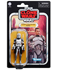 Clone Commander Wolffe - The Clone Wars - VC168 (non-mint)