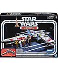Luke Skywalker's X-Wing Fighter Vehicle Vintage Collection