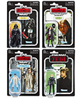 Vintage Collection Set of 4 - Luke, Leia, Han and Darth Vader